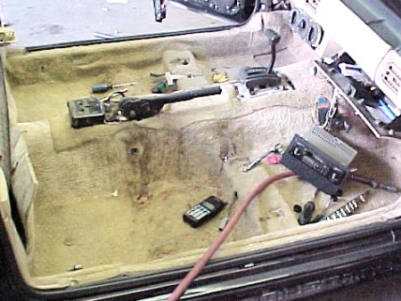 Step By Automotive Carpet Installation Instructions How To Install Auto