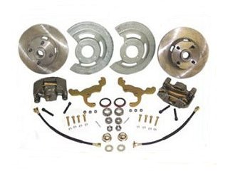 Classic Ford Mustang Disc Brake Conversion Br Front 6 Cylinder