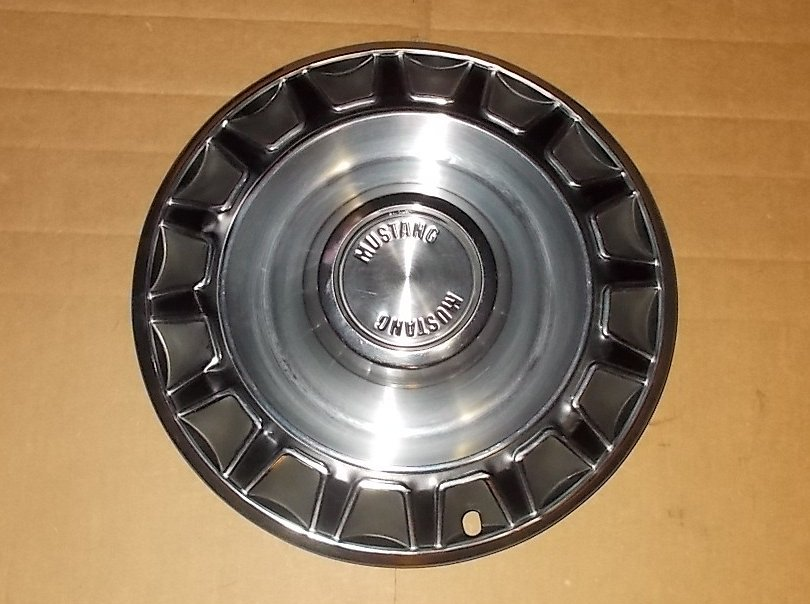 Classic Ford Mustang Hubcaps Parts For 1965 1966 1967 1968 1969