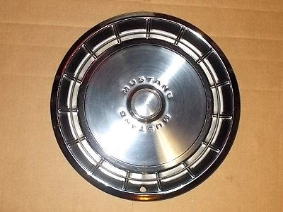 Classic Ford Mustang Used Hub Caps Parts For 1965 1966 1967 1968