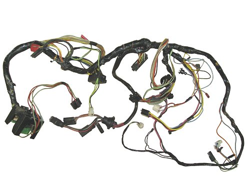 RJ 14401 69 classic ford mustang underdash wiring parts for 1965 1966 1967 1969 mustang wiring harness at crackthecode.co