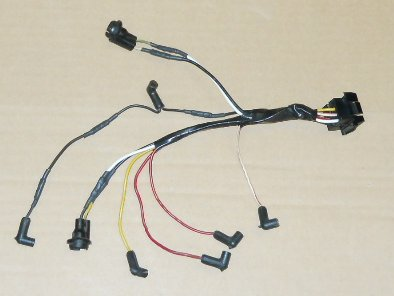 RJ 14401 GH classic ford mustang underdash wiring parts for 1965 1966 1967 1969 mustang under dash wire harness at gsmx.co