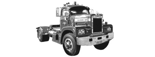 Classic Diamond Reo Truck Auto Glass Catalog - Category